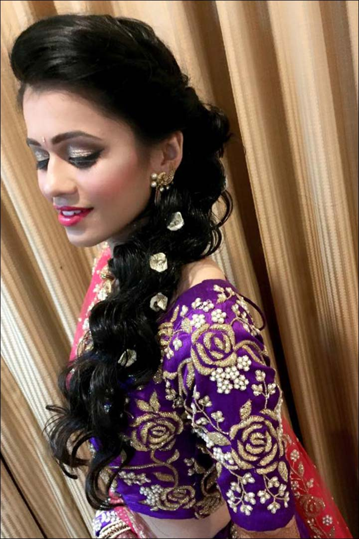 Wedding Hairstyles For Brides 2018 Latest Bridal Hairstyles Outlook
