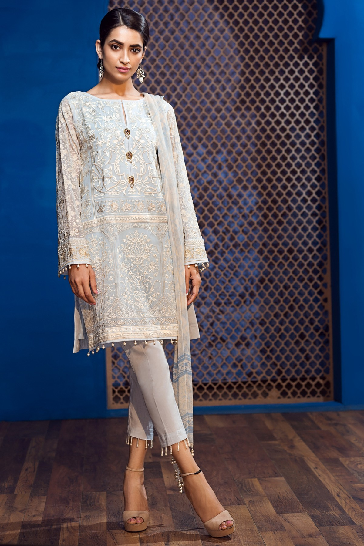 Dress for Eid by Khaadi