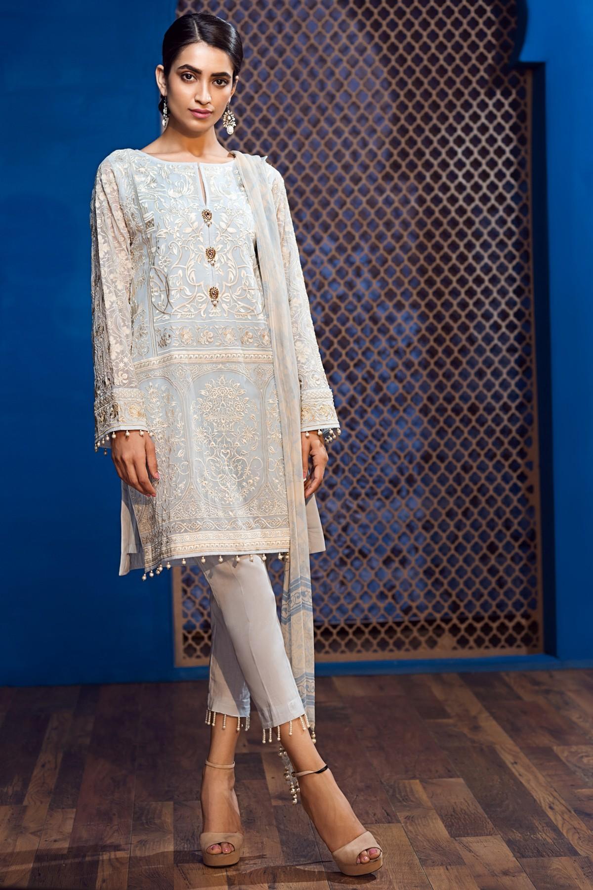 Dress for Eid by Khaadi