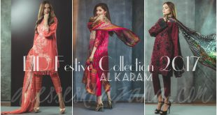 EID Collection 2017 by Al Karam