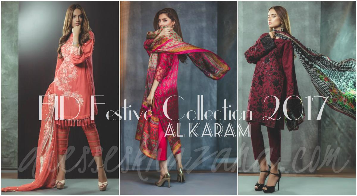 EID Collection 2017 by Al Karam