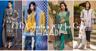 Khaadi Eid Collection 2017 for girls