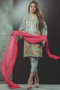 Eid dresses by Al Karam