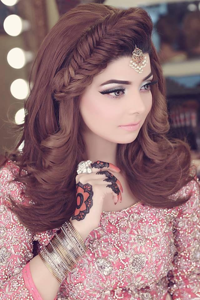 Latest Pakistani Bridal Makeup 2018 Perfect Look & Trend ...