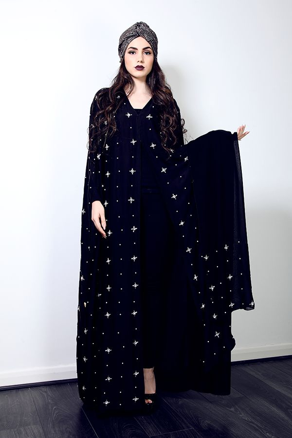 Formal Party Abaya Designs