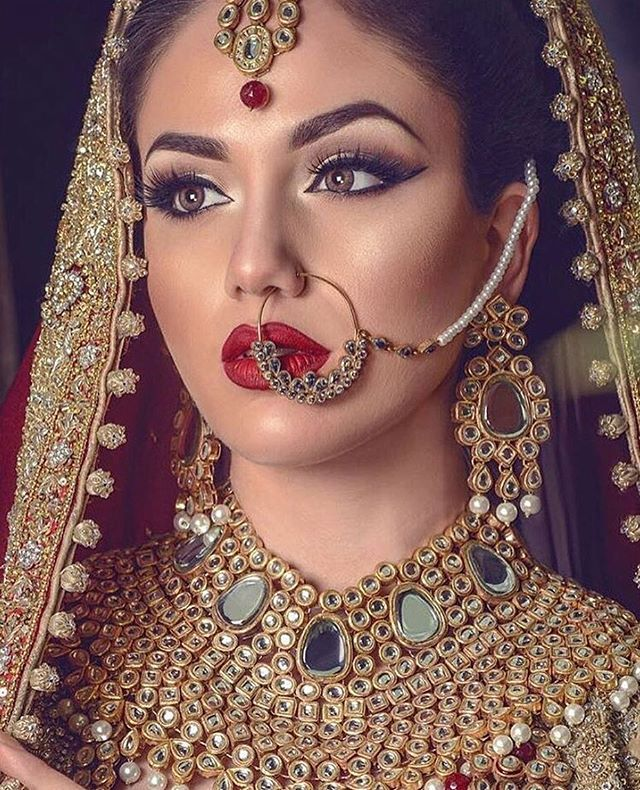 Stani Bridal Makeup Pictures 2017