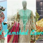 Junaid Jamshed Lawn 2017 for Girls New Summer Dresses Vol 1,2,3
