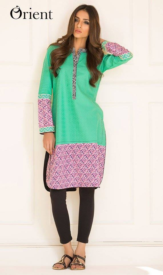 Kurti Collection by Orient