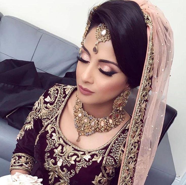 New Wedding Makeup : Latest Pakistani Bridal Makeup 2017 Perfect Look and Trend ...