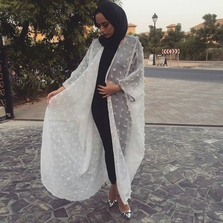 New Designs of Abaya for Ladies