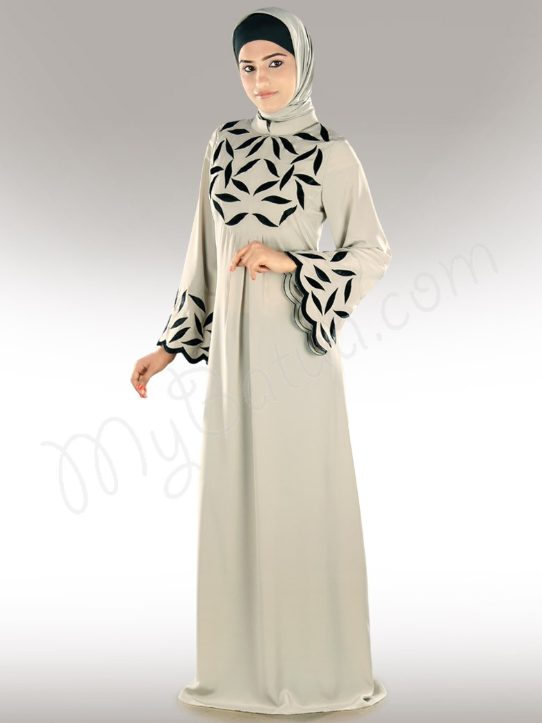 Formal Abaya Designs 2018 Stylish Party Wear Abaya
