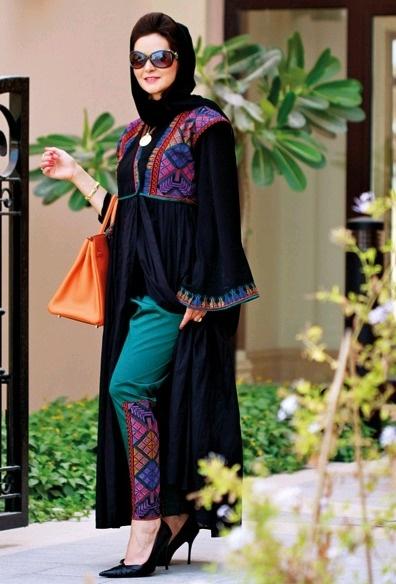New Stylish Abaya Designs 2017