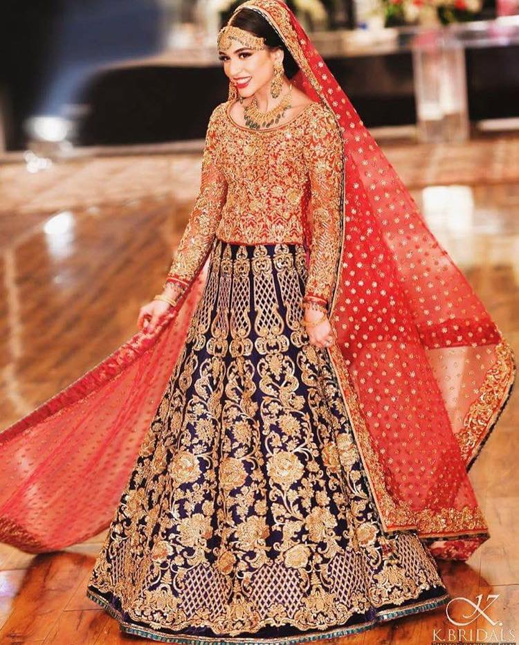 Nomi Ansari Collection for Bridal Dresses