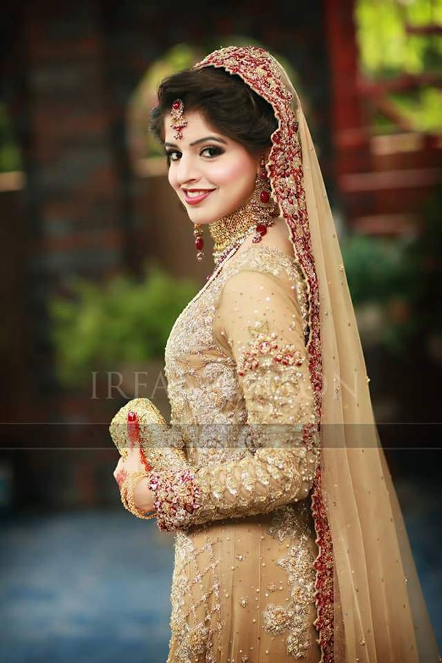 Bridal dresses 2018 latest pakistani bridal wear designs for Pakistani dresses for wedding parties