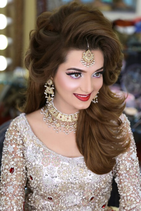 Latest Pakistani Bridal Makeup 2017 Perfect Look Amp Trend