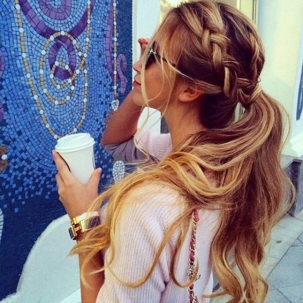 Party Hairstyles for Girls 2017