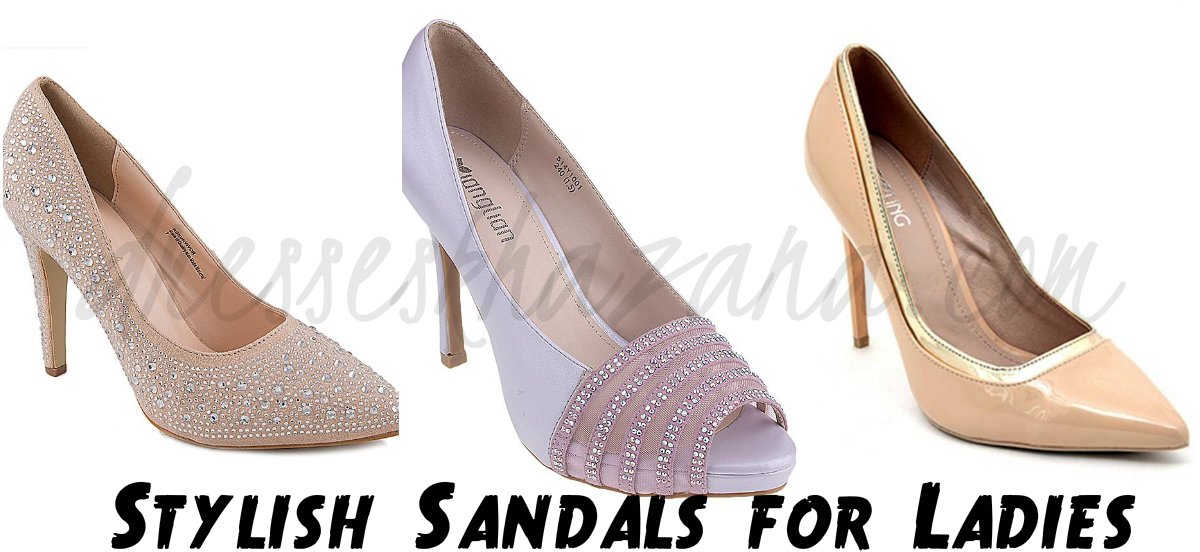 Sandals For Girls 2017