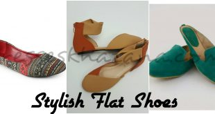 Flat Shoes 2017 | Stylish Women's Flat Footwear Pumps, Metro Designs