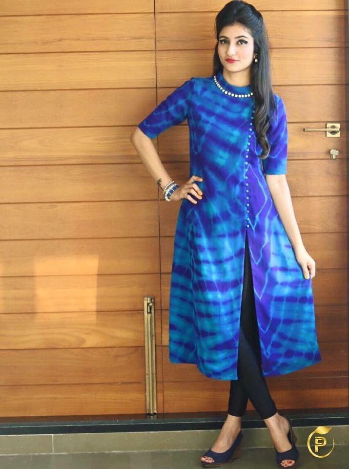 Stylish Kurti Designs Dresses Khazana