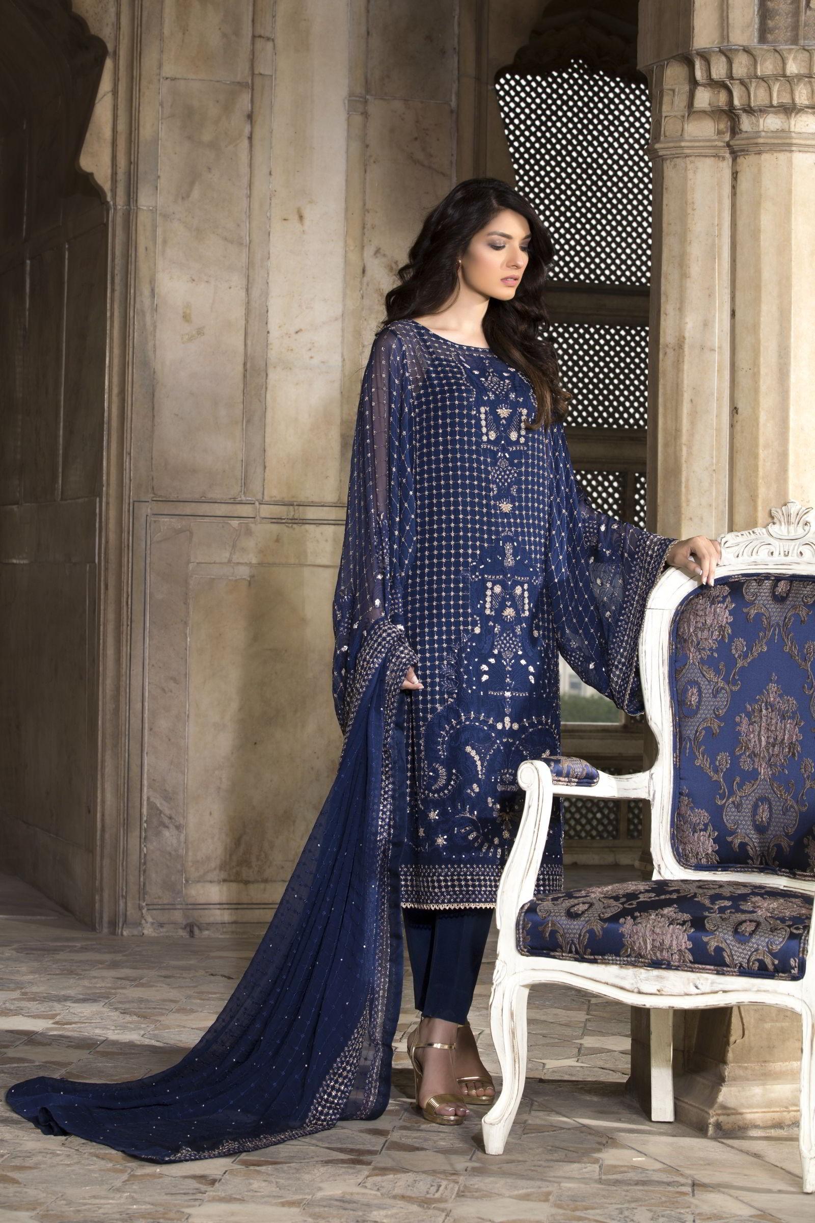 eid dresses 2017  pakistan's festive dresses of leading