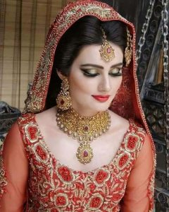 bridal makeup for bride