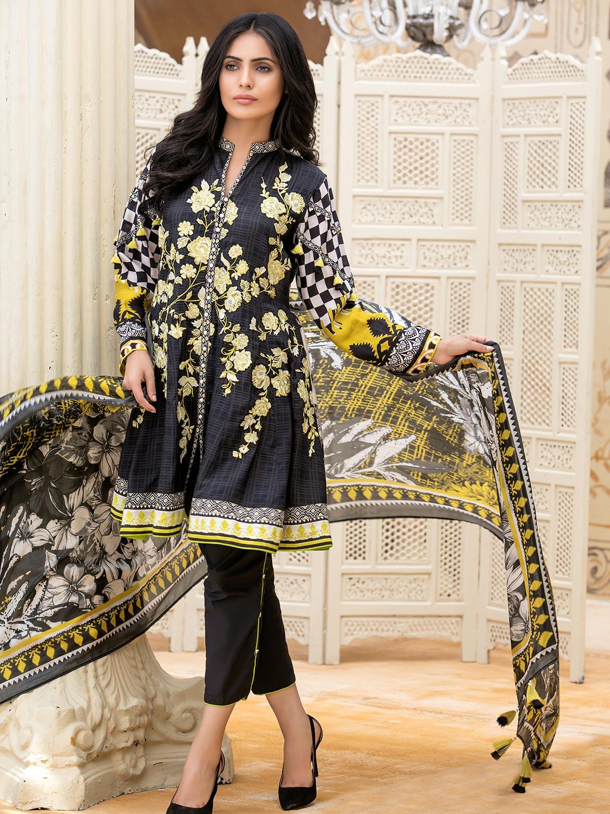 Eid Dresses for Girls