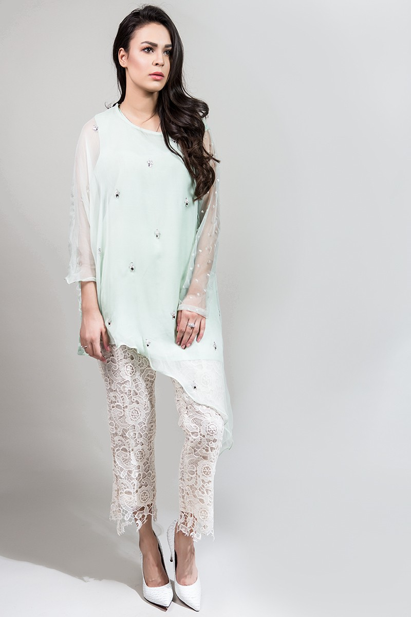 latest eid dress 2017 for girls
