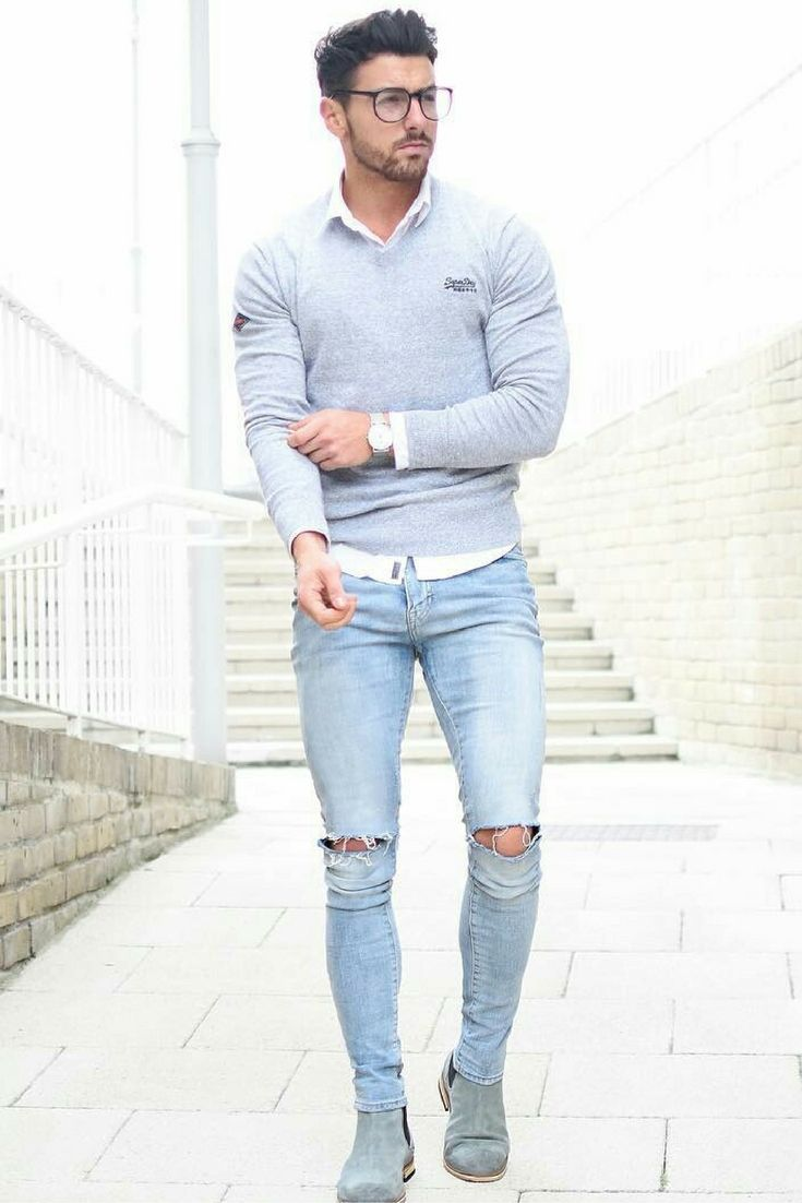 Latest Men 39 S Jeans Trend 2018 New Jeans Designs For Boys Fashion