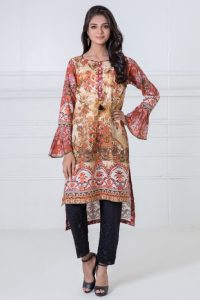 pret latest kurta designs