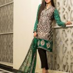 stylish eid dress 2017
