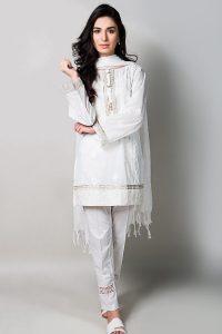 white Eid dresses by maria b