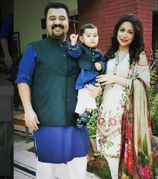 Pakistani Celebrities On Eid 2018