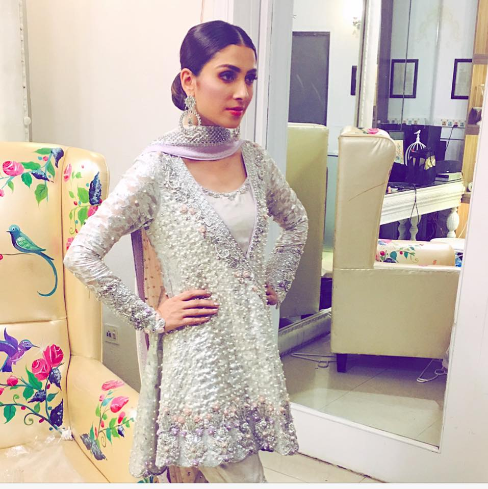 Aiza khan at Eid Show