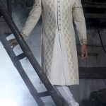Almirah Latest Sherwani Collection 2017 for Groom 60k