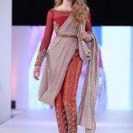 Asim jofa new designs of waist belt dresses for girls 2017