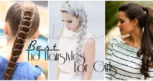 Best Eid Hairstyles for Girls 2017 - Girl's Special Hairstyles for Eid Outlook