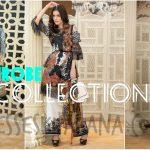 Edenrobe Eid Dresses 2017 - Luxury Festive Lawn Collection for Girls