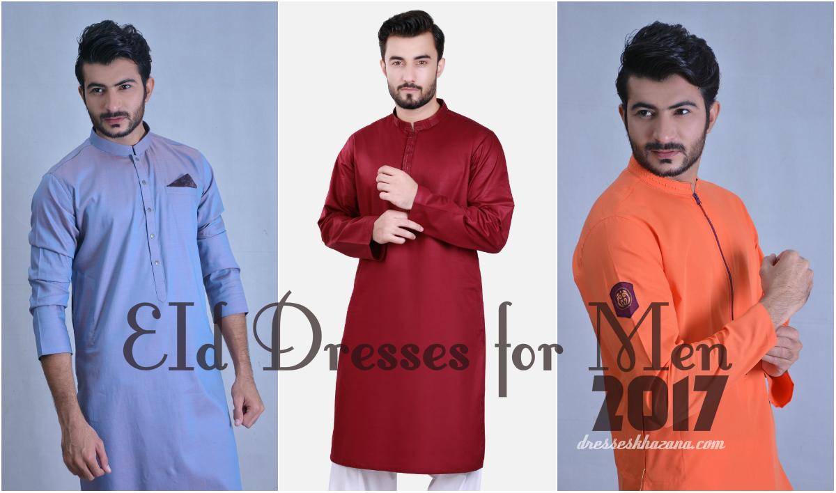 Eid Dresses for Men 2017