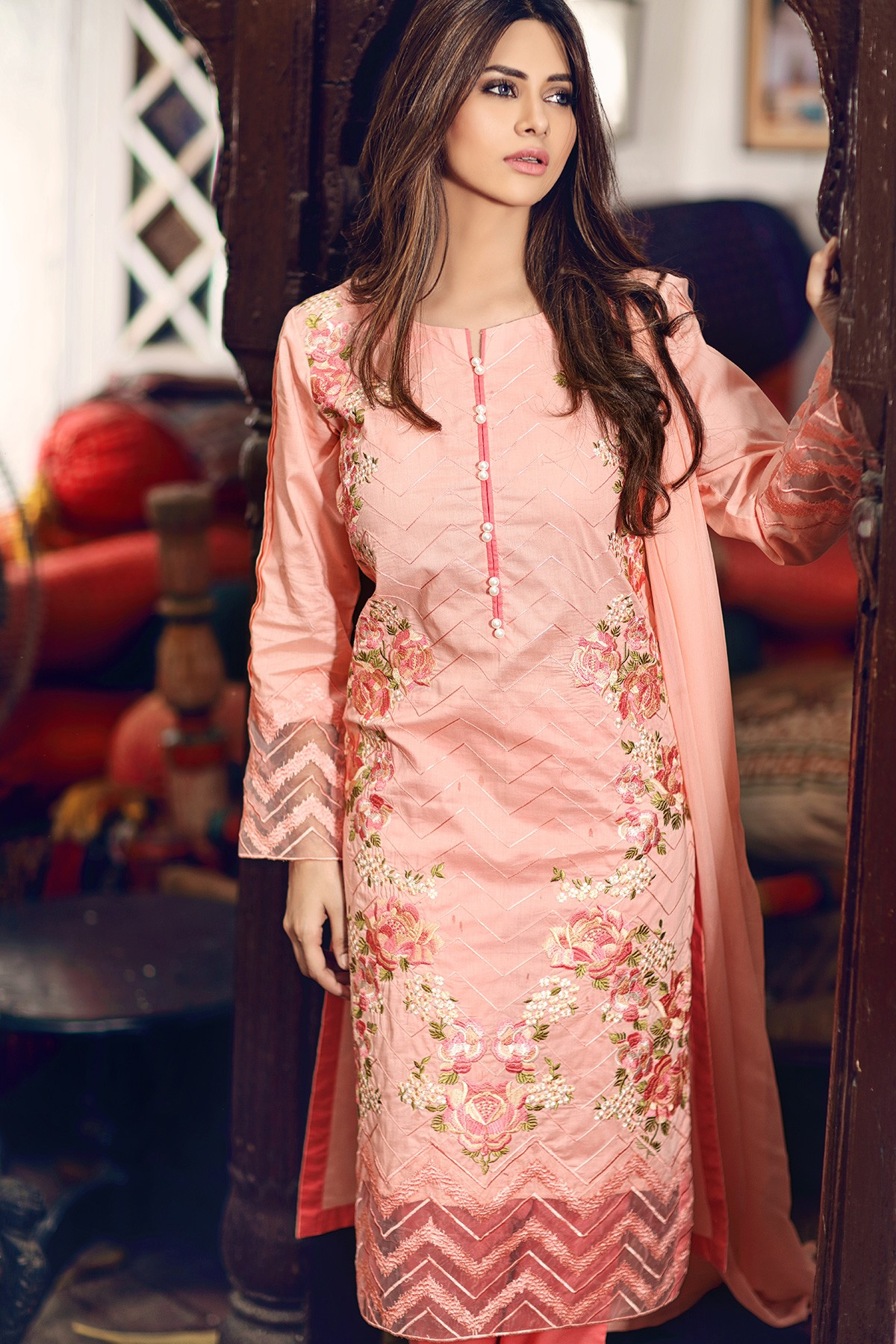 Eid EMBROIDERED SHIRT