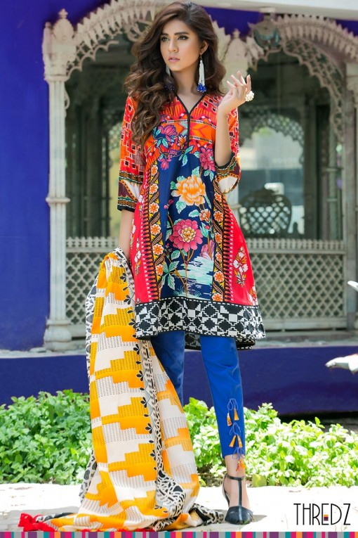 Ethnic Mantra Eid collection 2017 for girls