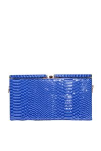 Gul Ahmed BLUE CASUAL CLUTCH