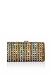 Gul Ahmed COPPER FANCY CLUTCH