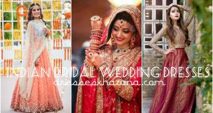 Indian Bridal Dresses 2017
