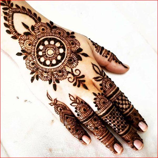 Indian Mehndi Designs 2017 for Eid