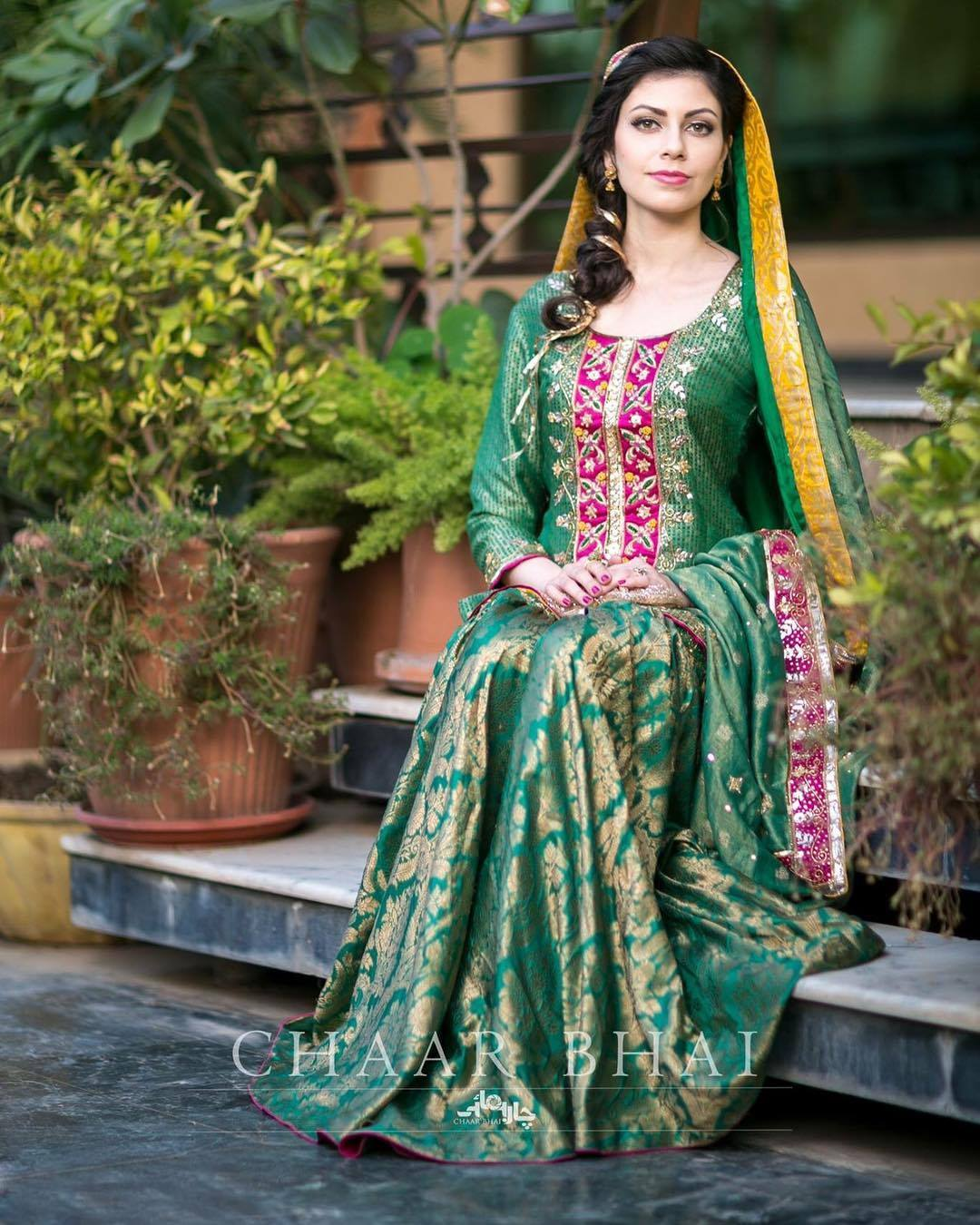 Anarkali bridal fashion show 91