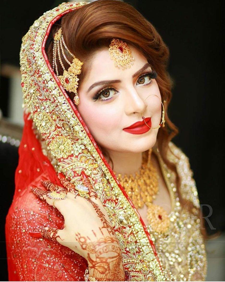 Latest Pakistani Bridal Dresses 2017 (22)