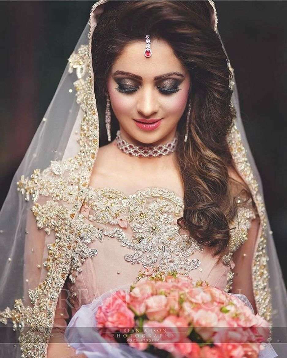 Wedding Hairstyle Pakistani: Pakistani Bridal Dresses 2018