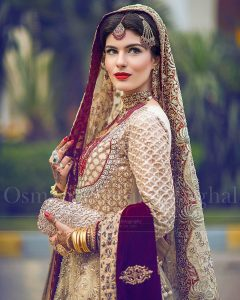 Latest Pakistani Bridal Dresses 2017 (28)