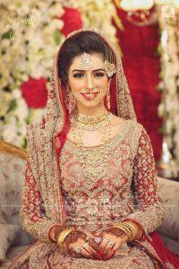 Latest pakistani bridal dresses collection 2017