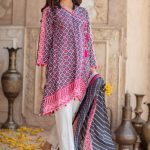 MONARCH-B Eid Dress Collection 2017